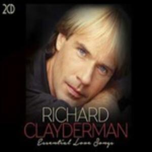 Essential Love Songs - CD Audio di Richard Clayderman