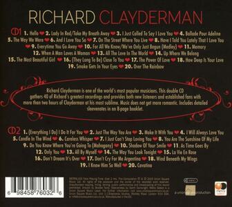 Essential Love Songs - CD Audio di Richard Clayderman - 2