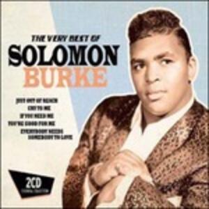 The Very Best of - CD Audio di Solomon Burke