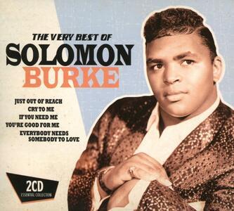 The Very Best of - CD Audio di Solomon Burke - 2