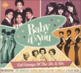 Baby It's You- Girl - CD Audio