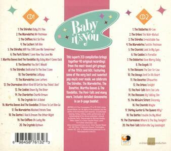 Baby It's You- Girl - CD Audio - 2