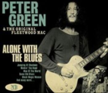 Alone with the Blues - CD Audio di Fleetwood Mac,Peter Green