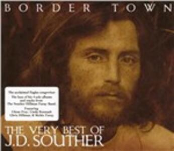 Border Town - CD Audio di J.D. Souther