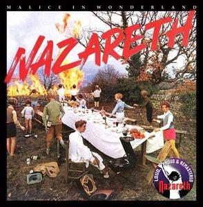 CD Malice in Wonderland Nazareth