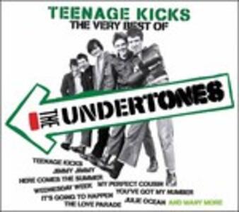 Teenage Kicks-Best of - CD Audio di Undertones