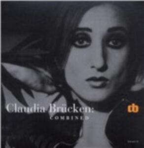 Combined. The Best of - CD Audio di Claudia Brucken