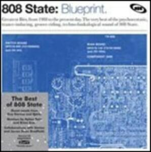Blueprint . The Best of 808 State - CD Audio di 808 State