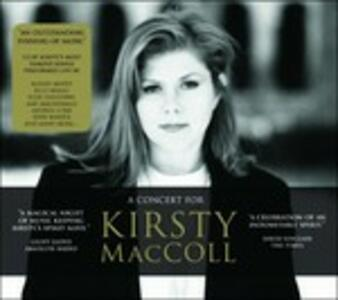 A Concert for Kirsty Maccoll - CD Audio