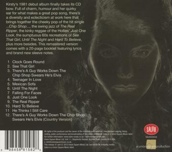 Desperate Character - CD Audio di Kirsty MacColl - 2