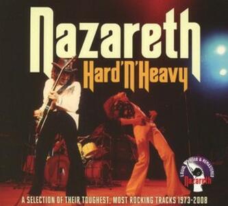 Hard 'n' Heavy - CD Audio di Nazareth