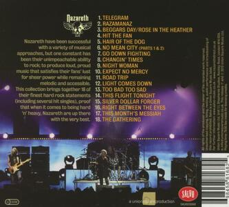 Hard 'n' Heavy - CD Audio di Nazareth - 2