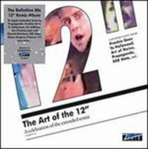 """The Art of the 12"""" vol.1 - CD Audio"""