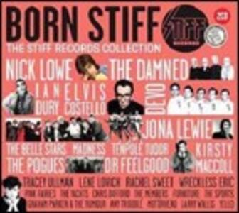 Born Stiff. The Stiff Records Collection - CD Audio