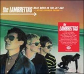 Beat Boys in the Jet Age - CD Audio di Lambrettas