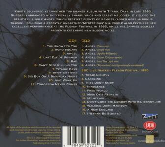 Titantic Days - CD Audio di Kirsty MacColl - 2