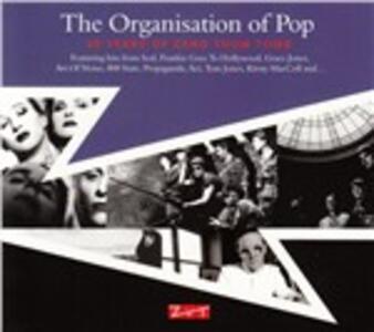 The Organisation of Pop - CD Audio