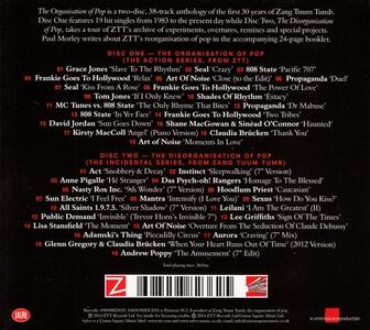 The Organisation of Pop - CD Audio - 2