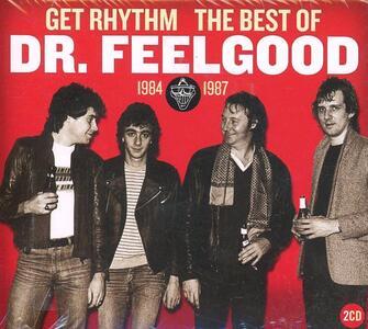 Get Rhythm. Best of - CD Audio di Dr. Feelgood