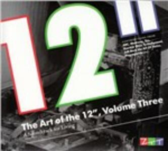 """The Art of the 12"""" vol.3 - CD Audio"""