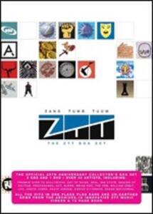 Zang Tuum Tumb - CD Audio