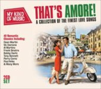 That's Amore - CD Audio