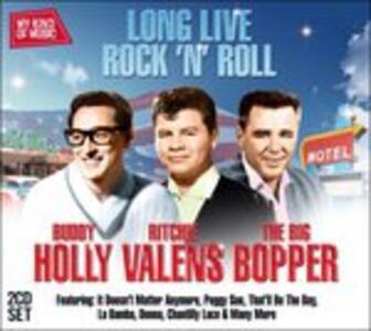 Long Live Rock'n'roll - CD Audio