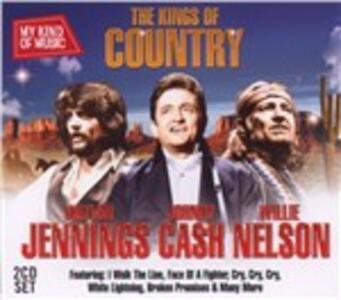 Kings of Country - CD Audio