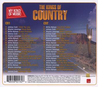 Kings of Country - CD Audio - 2