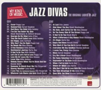 Jazz Divas - CD Audio - 2
