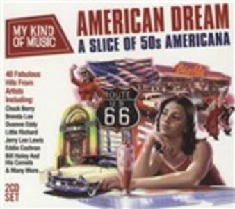 American Dream-My Kind of - CD Audio