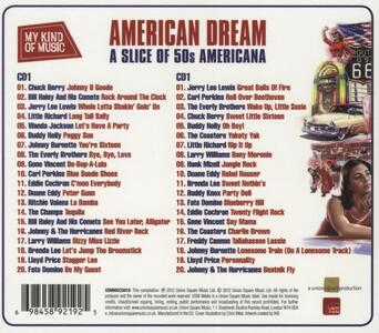American Dream-My Kind of - CD Audio - 2