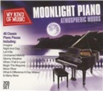 Moonlight Piano - My Kind O - CD Audio