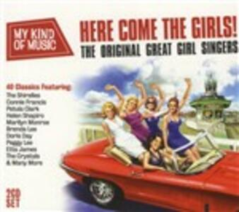 Here Come the Girls - CD Audio
