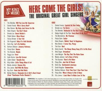 Here Come the Girls - CD Audio - 2