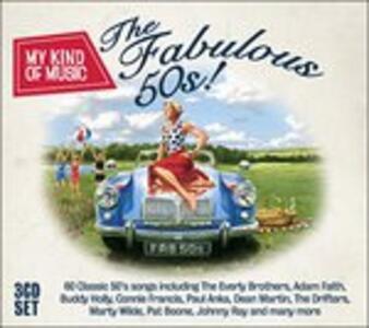 Fabulous 50's-My Kind - CD Audio