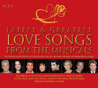 Latest & Greatest Love - CD Audio