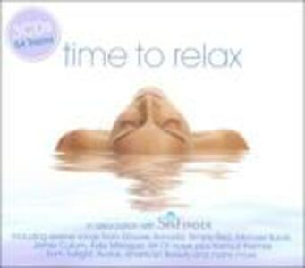 Time to Relax - CD Audio