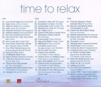 Time to Relax - CD Audio - 2