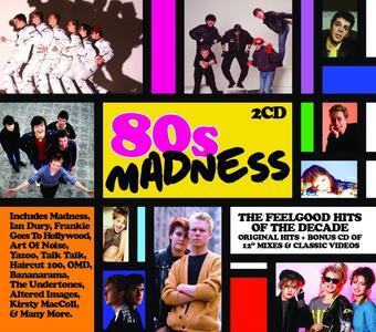 80s Madness - CD Audio