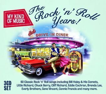 Rock 'n' Roll Years. my - CD Audio