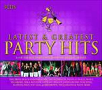 Latest & Greatest Party - CD Audio