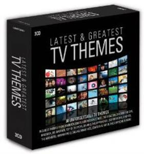 Latest & Greatest tv - CD Audio
