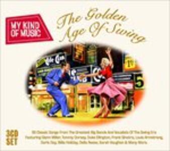 Golden Age of Swing-my - CD Audio