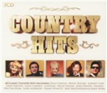 Country Hits! - CD Audio
