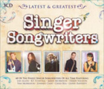 Latest & Greatest - CD Audio