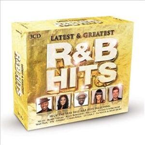 Latest & Greatest R&b - CD Audio