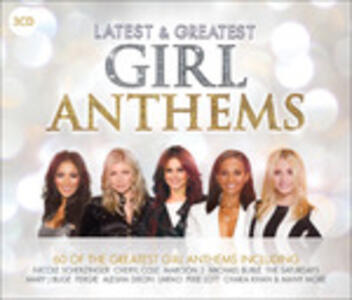 Latest & Greatest Girl - CD Audio