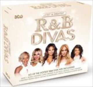 Latest & Greatest R&b Divas - CD Audio
