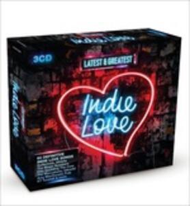 Latest & Greatest Indie - CD Audio